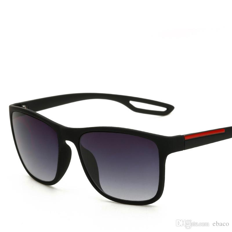 Großhandel Hohe Qualität Hohe Qualität Unisex Sonnenbrille Mode Cool ...