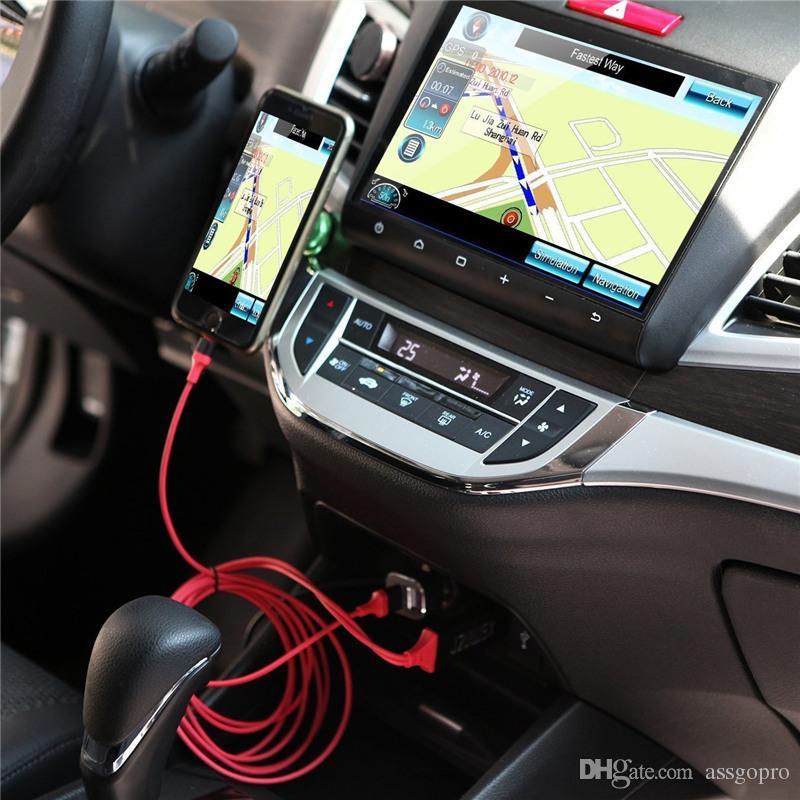 HDMI Kabel 2 M MHL zu HDMI Adapter Kabel Plug and Play Keine Notwendigkeit Wifi 1080 P HDTV Adapter für iPhone 5 5 S 6 6 S Plus 7 Plus iPad Pro