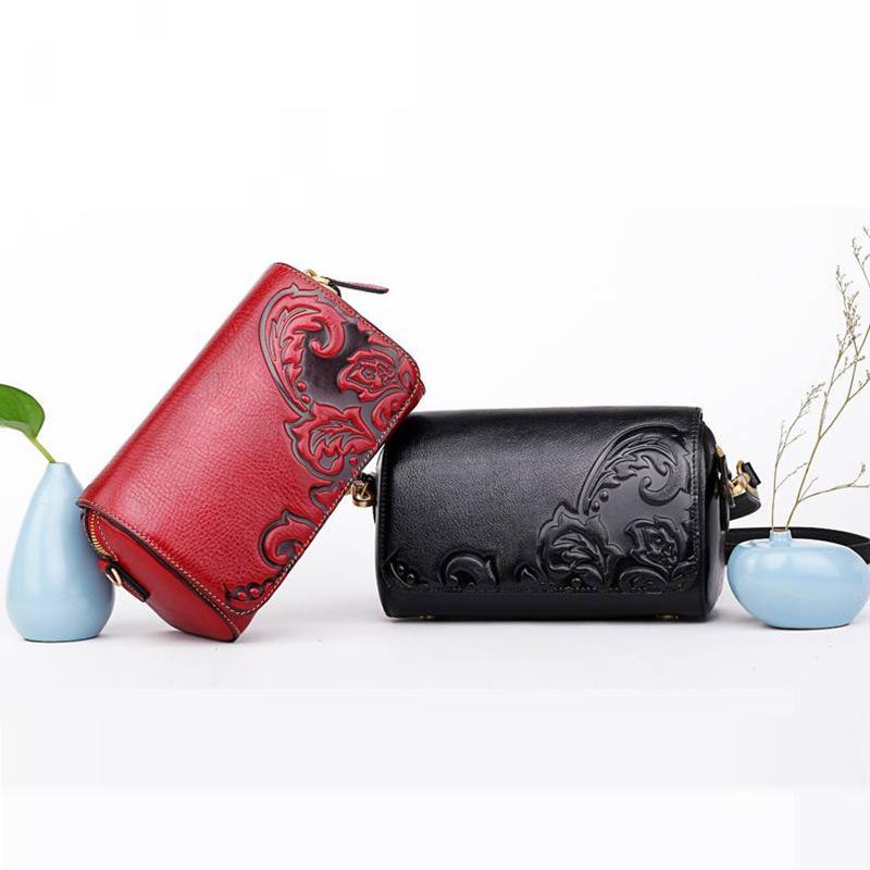 e4b970a648 Feminina Polyester Appliques Promotion Flap 2018 New Style Cowhide Women s  Skew Spankit Simple Wild Leather Single Shoulder Bag Designer Handbags On  Sale ...