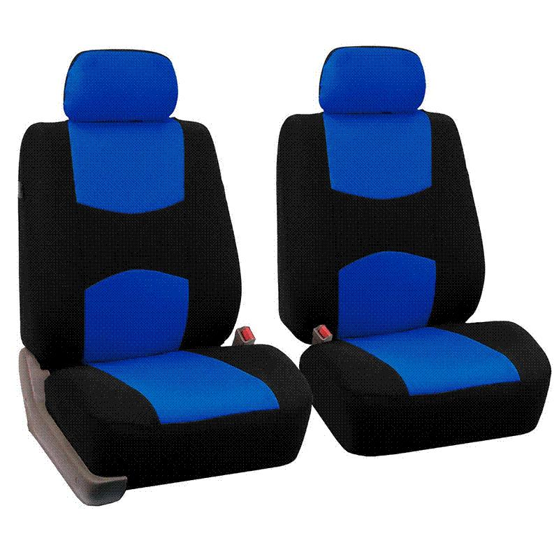 AUTOYOUTH Car Seat Covers Full Set Automobile Protection Cover Vehicle Universal Accessories Styling