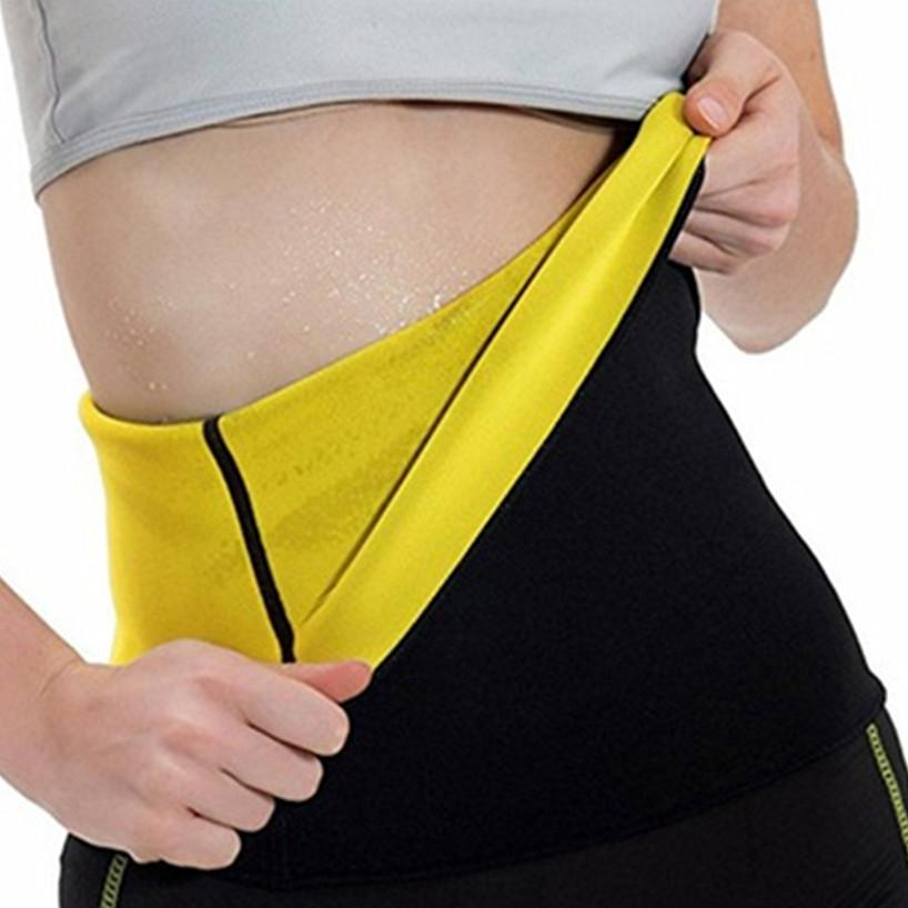 5d7c1a6d01 2019 Women Hot Waist Trimmer Body Shaper Slimmer Belt Waist Trainer Corset  Sexy Intimates Corselet And Bustiers Trainer Shapers From Salom