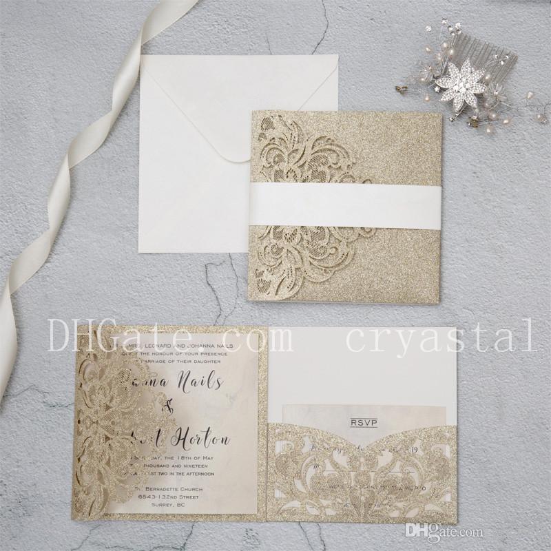 trifold invitations