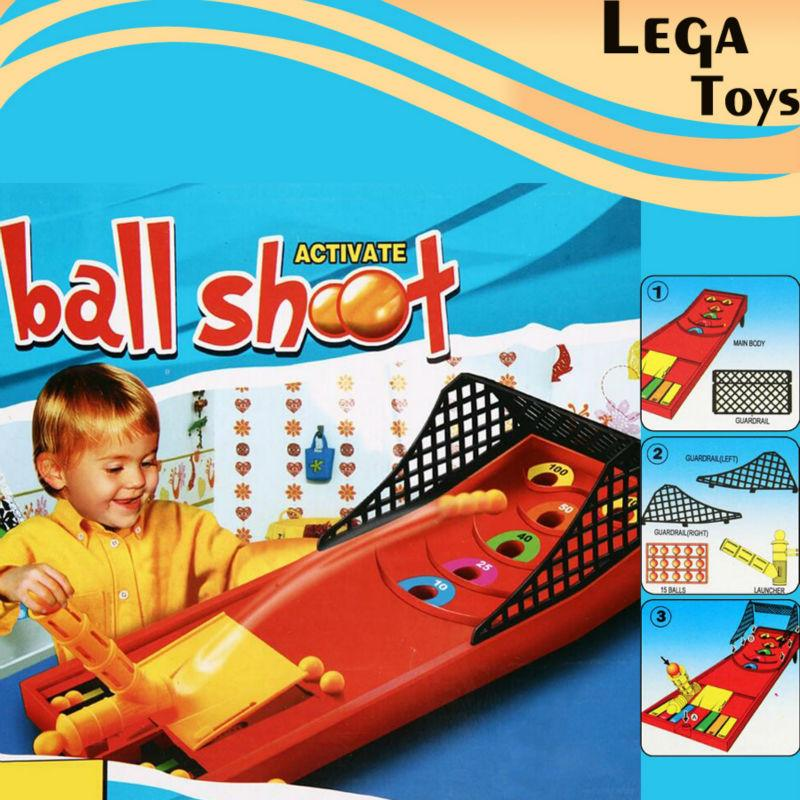 Compre Activate Ball Shoot Juego Divertido Juego Multijugador Mesa