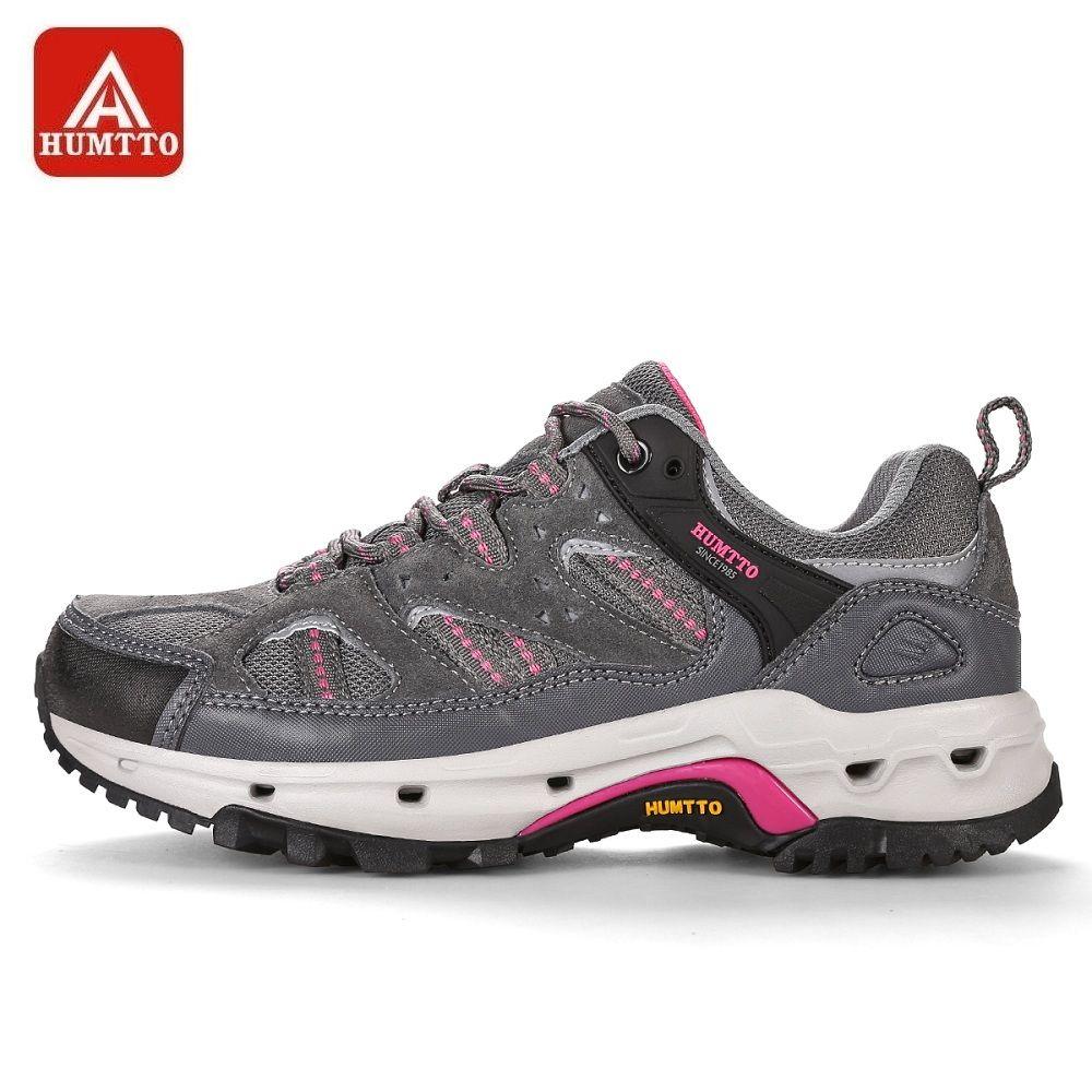 eee877dad2e1a Zapatillas De Running Para Mujer Zapatillas De Deporte Trekking Para  Hombres Zapatillas De Deporte De Piel Sintética Con Suela De Vaca Humtto  Cinco Colores ...