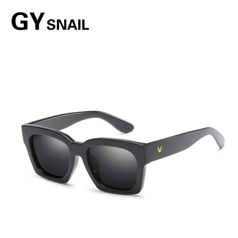 88ba044ded7 GYsnail Classic Sunglasses Women Men Unisex Square Vintage Sun ...