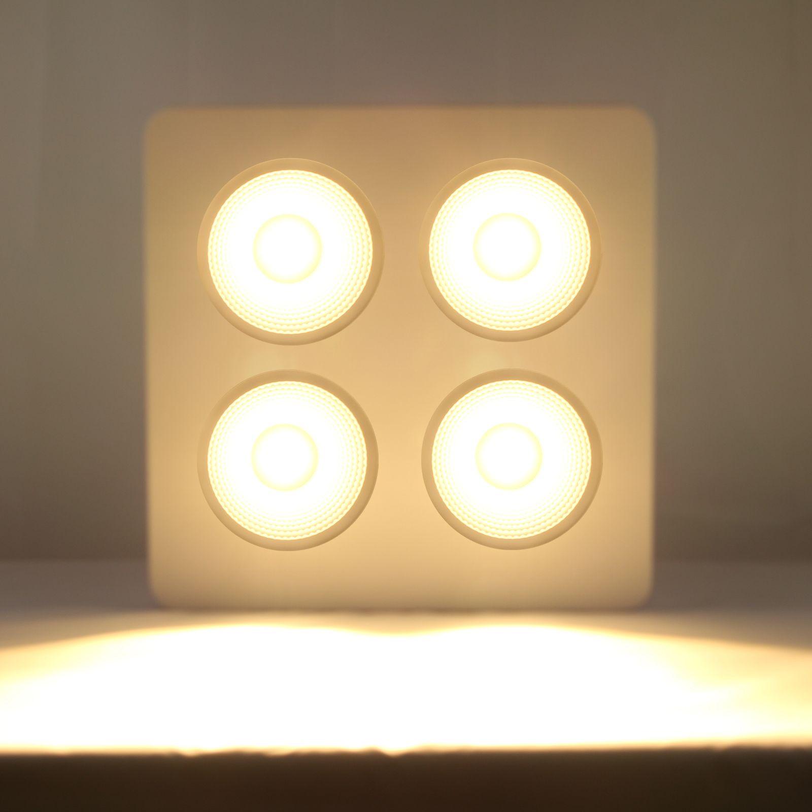 Led-beleuchtung 100 W Cree Cxb3590 Cob Volles Spektrum Led Wachsen Licht Für Gewächshaus Hydrokultur Innen Wachsen Zelt Kommerziellen Medizinische Pflanzen Wachstum