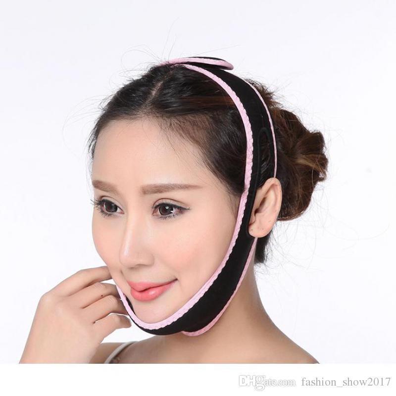 Face Lift Up Ceinture Dormir Face-Lift Masque Massage Minceur Shaper Relaxation Soins Du Visage Soins De Santé Bandage