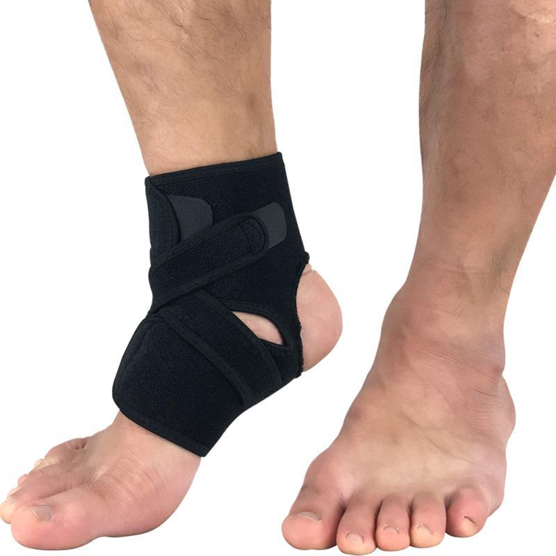 8b26218703 2019 Ankle Support Socks Men Women Lightweight Adjustable Breathable ...