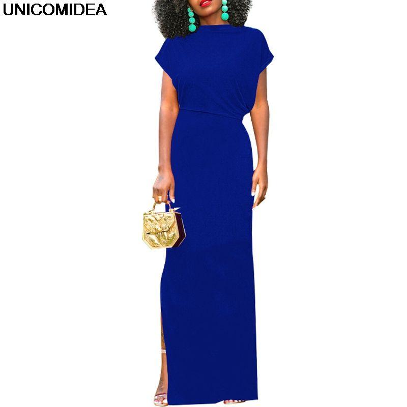 Kleid schwarz grun lang