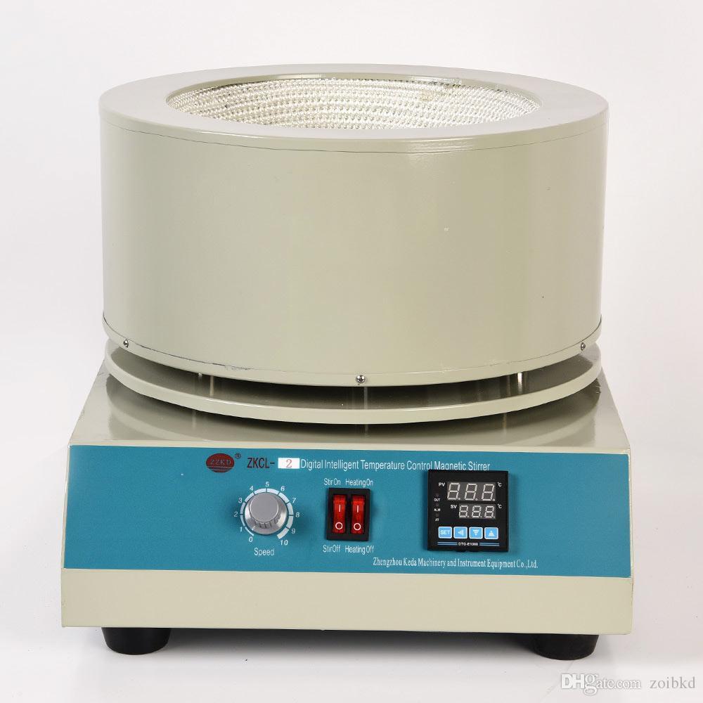 Hot Selling 10L Electric Heating Mantle for Short-range Distillation ...