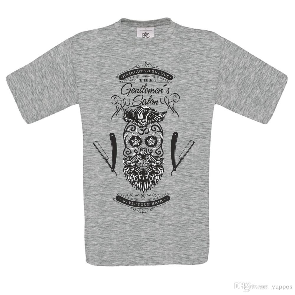 Fingerprint Skull Navy Adult T-Shirt