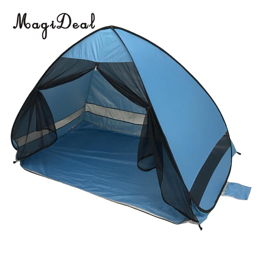 2-Person Tent Dome Tents for Camping with Carry Bag by Outdoors Camping Gear for Hiking Dome Tents Color : Green
