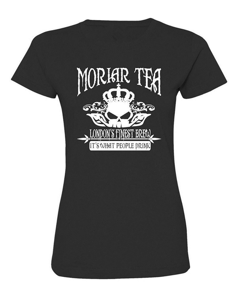5af662a54 Business Shirts Crew Neck Moriar Tea Funny Professor Moriarty Deluxe Soft  Comfort Soft Short Sleeve Shirt For Women The Coolest T Shirts T Shirt Shirt  ...