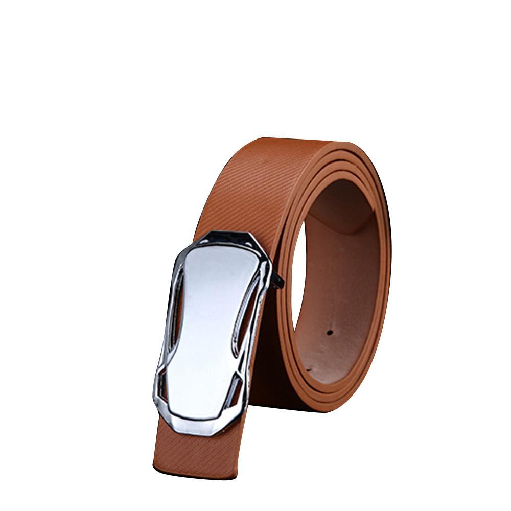 2017 Mejor Venta de Moda Fresca Casual Cinturón Fino Flaco Delgado Cintura Unisex cinturones de diseño hombres alta calidad cintos para homens