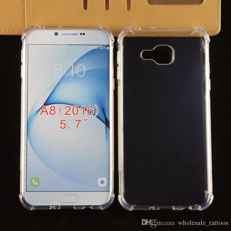 1.2mm antichoc Transparent TPU Soft Clear Case pour LG Stylo 3 Plus 2017 Ls777 G6 Samsung Note 8 S8 Actif A5 2018 A7 2018 Xcover 4 X390