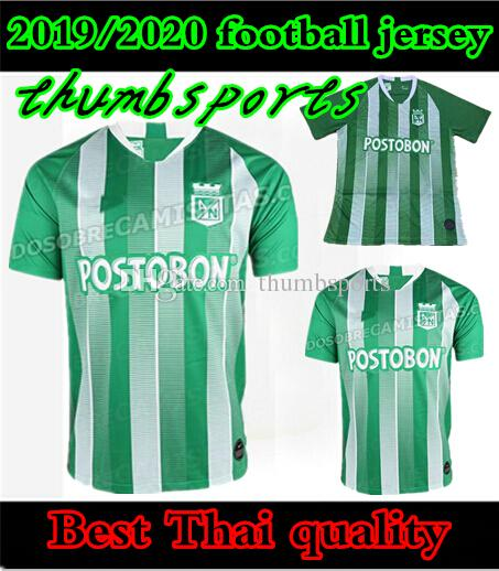 2019 10 Free DHL!18 19 Colombia Atletico Nacional Medellin Home MBAPPE 7  Soccer Jersey 2018 2019 Atletico Nacional Medellin Away Football Shirt K  From ... 396117176