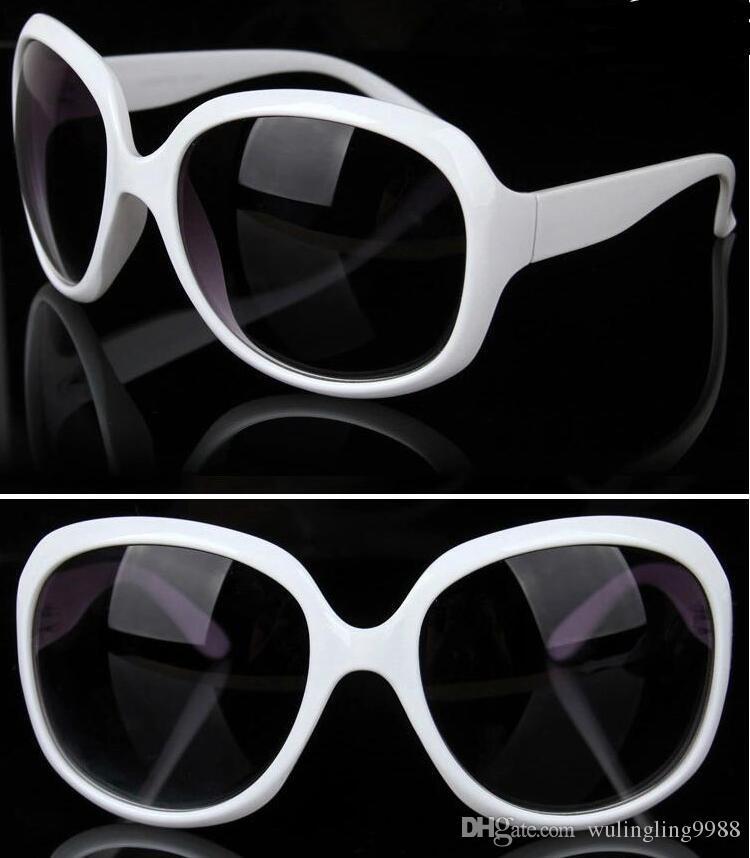 جديد تماما مصمم أزياء الرجال النظارات الشمسية uv400 خمر الإطار النساء نظارات الشمس الرجعية النظارات 5 ألوان 30 قطعة