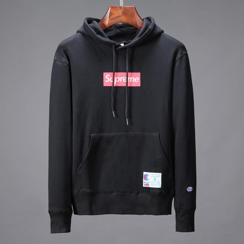 0dd7b5b19 High Quality Hoodies Men's Letter Embroidery Sport Hooded Casual And ...