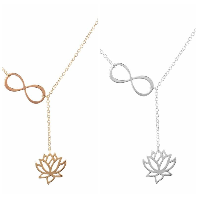 twig chupi hawthorn necklace infinity rose gold products in