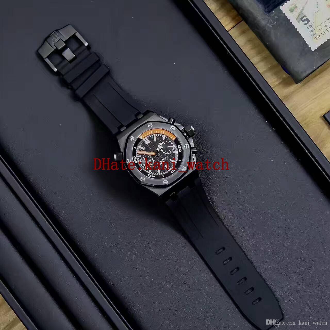 71d2e22ac7ee Compre Luxury Brand New AAA Quality Boutique Reloj Para Hombre Multifunción  Cronógrafo J03209 Automatic Mechanical Watch 42mm Reloj Para Hombre A   135.03 ...
