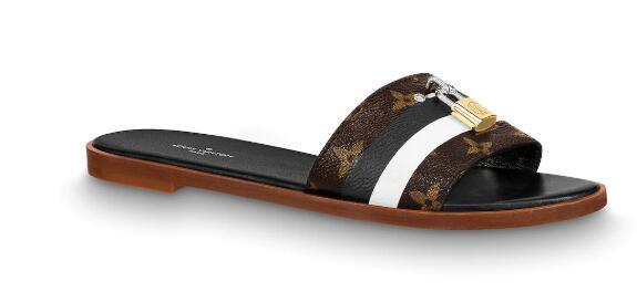 6f633c3c6 LOCK IT FLAT MULE 1A4FR7 WOMEN SANDALS Espadrilles Wedges Slides Thongs  PUMPS FLATS SNEAKERS Dress Shoes SANDALS PUMPS SANDALS Slides Online with  ...