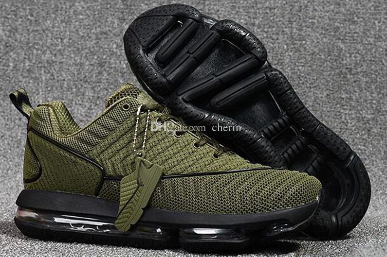 Nuovo trasporto di goccia di stile All'ingrosso Famous Air Sport 2019 DLX KPU Mens Athletic Sneakers Sport Scarpe da corsa Taglia 40-46