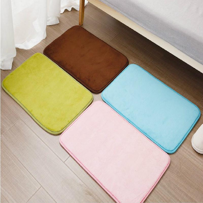 Europe Style Solid Carpet Anti Slip Floor Mat Outdoor Rugs Front