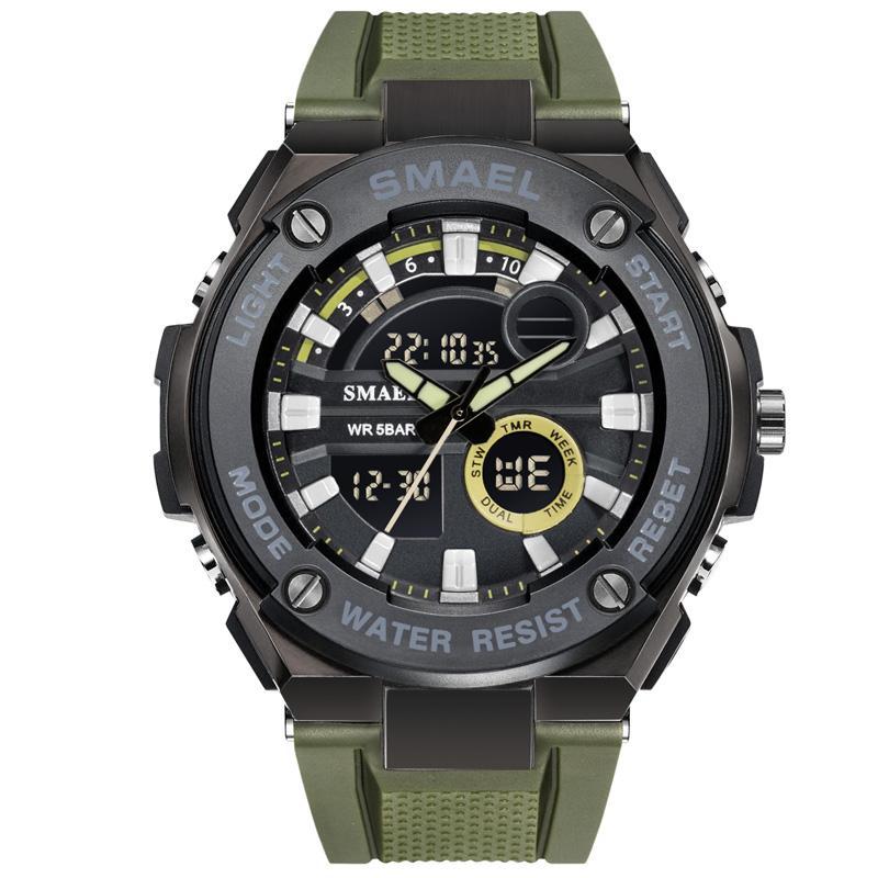 Watches Digital Watches Logical Skmei Outdoor Sport Watch Men Compass Military Watches Countdown Chrono 5bar Waterproof Digital Watch Relogio Masculino