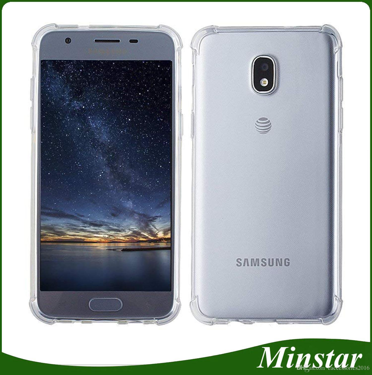 samsung galaxy j6 phone case clear