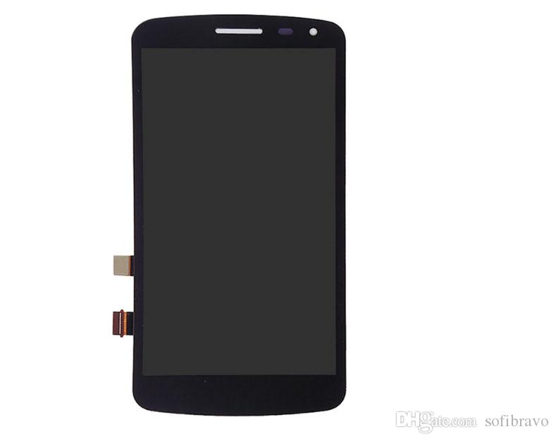 5 0'' For LG K Series K5 X220 X220MB X220DS LCD Display Touch Screen with  Digitizer Full Assembly Replacement Parts Free Shipping