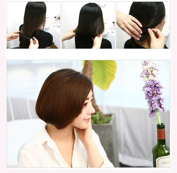 hair clip hairpins hairband for Women girl Hair Accessories headwear holder bun bang easy use