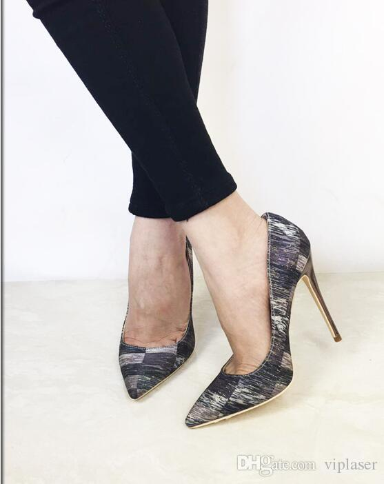 cd175f98c22 Sexy Women Wear High Heels Patterned High Heels With High Heels Wedding And  Office Shoes Zise 34 42 Womens Sandals Orthopedic Shoes From Viplaser