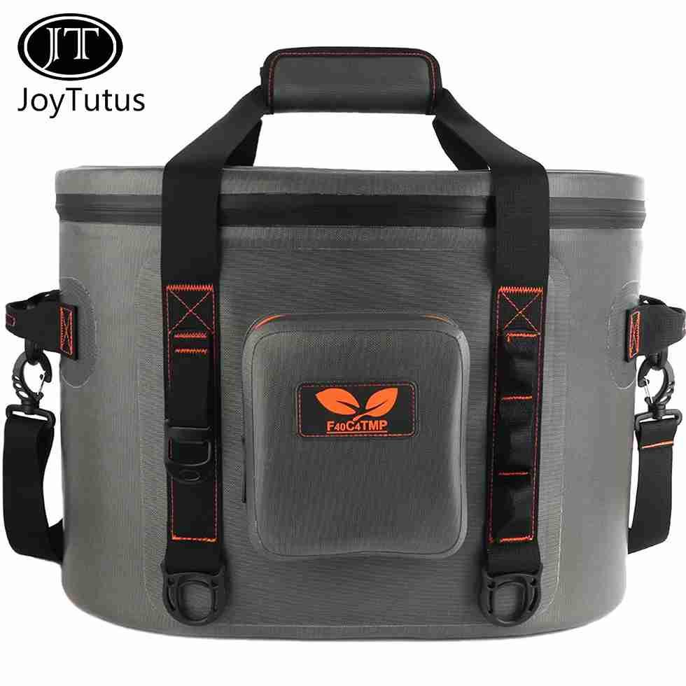 26e6d68e1011 JOYTUTUS 30 can soft cooler bag Picnic bag soft pack ice chest Beer Fish  Wine Lunch Portable Cooler bags Beach Kitchen Camping