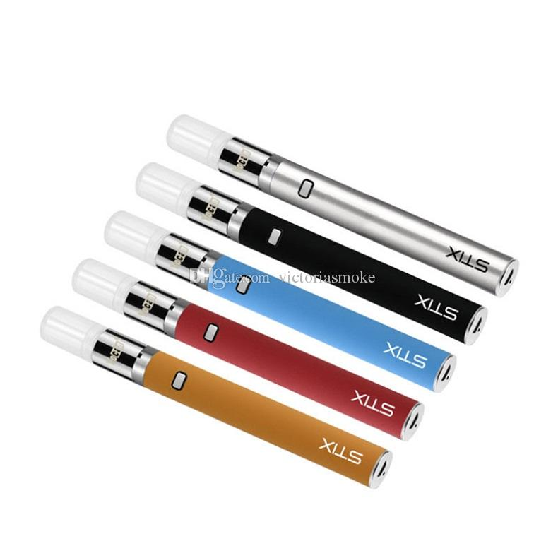 DHL Free Hot Sale 100% Original Yocan Stix Vape Pen Kit 320mAh Leak Proof E Juice Vaporizer Starter Kits With Ceramic Coil Genuine