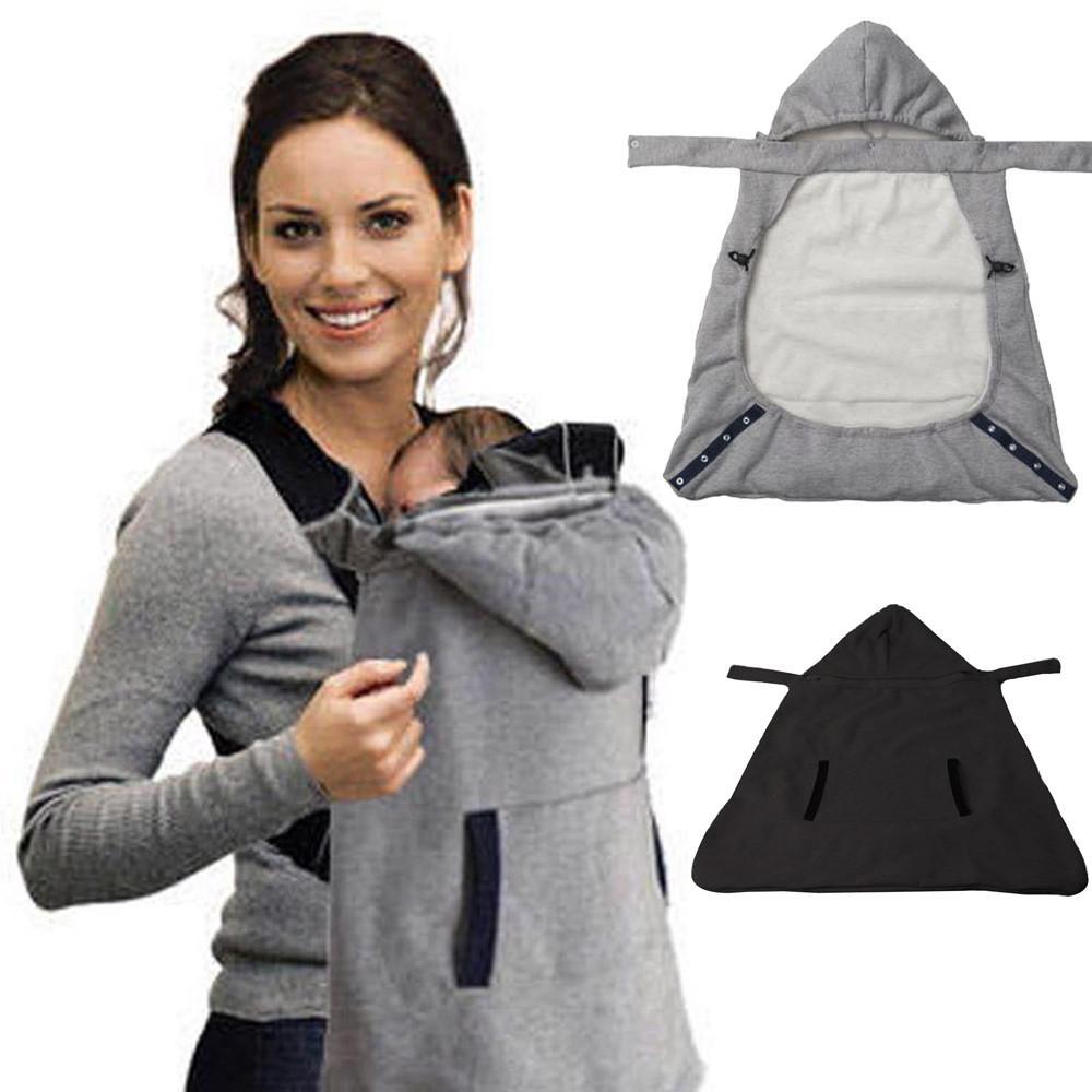 2019 Muqgew Baby Carrier Sling Cloak Warm Cape Cloak Winter Cover