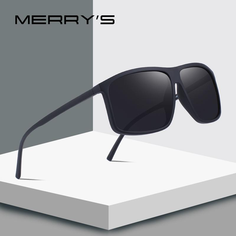 fd80589834 MERRY S DESIGN Men Classic Polarized Sunglasses For Driving Fishing Outdoor  Sports Ultra Light Series 100% UV Protection S 8511 Mens Sunglasses Police  ...