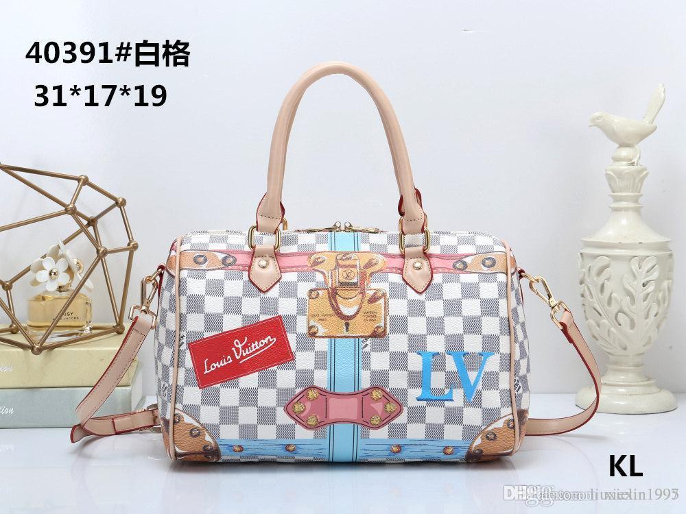40be02ca40 2018 New Styles Fashion Bags Ladies Handbags Designer Bags Women Tote Bag  Luxury Brands Single Shoulder Bag Backpack Mk 40391 Leather Purses Cheap  Designer ...