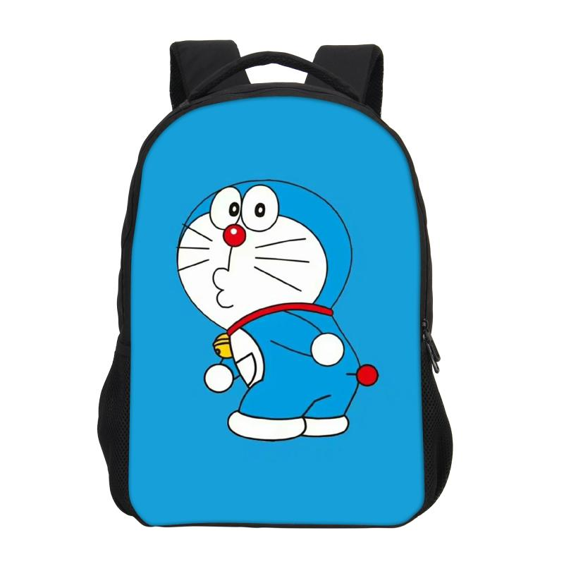 f3034789a299 Anime Cartoon Doraemon 3D Printing Backpack For Teenager Boys Girls  Students School Bag Shoulder Bookbag Children Casual Satchel Mochilas  Jansport School ...