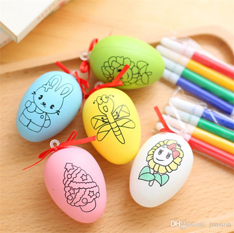 New Arrival Easter Gift Egg Craft Toys Plastic Bunny Chick Printing Mini Cute Candy Boxes Fast Shipping Creating A Visual Novel