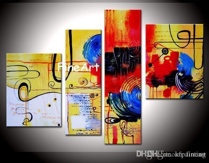 Acheter Peint à La Main Huile Oeuvre Dart Moderne Nature