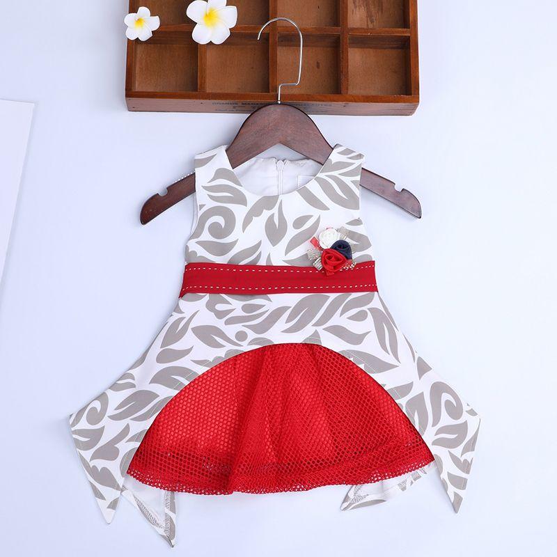 c5f676cae 2019 1 Year Baby Girl Birthday Dress Kids Summer Dress For Girls ...