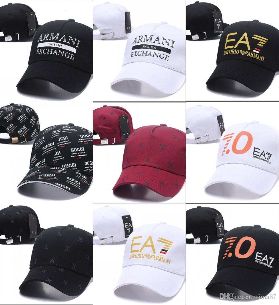 f78c9e03 Hot New Fashion AX Hats Brand Hundreds Strap Back Men Women Bone Snapback  Hat Adjustable Panel Casquette Golf Sports Baseball Cap