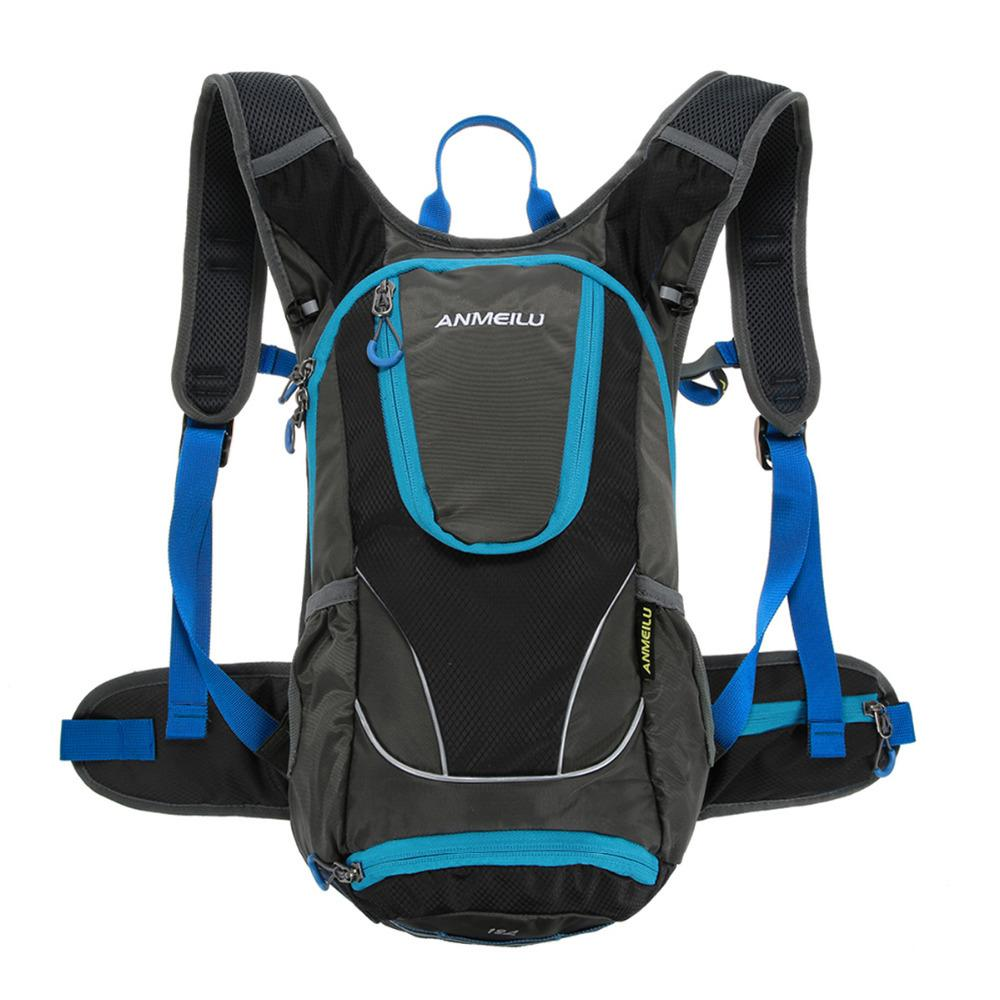 8fbec3f6364 ANMEILU 12L Outdoor Waterproof Backpack Cycling Ultralight Hydration ...