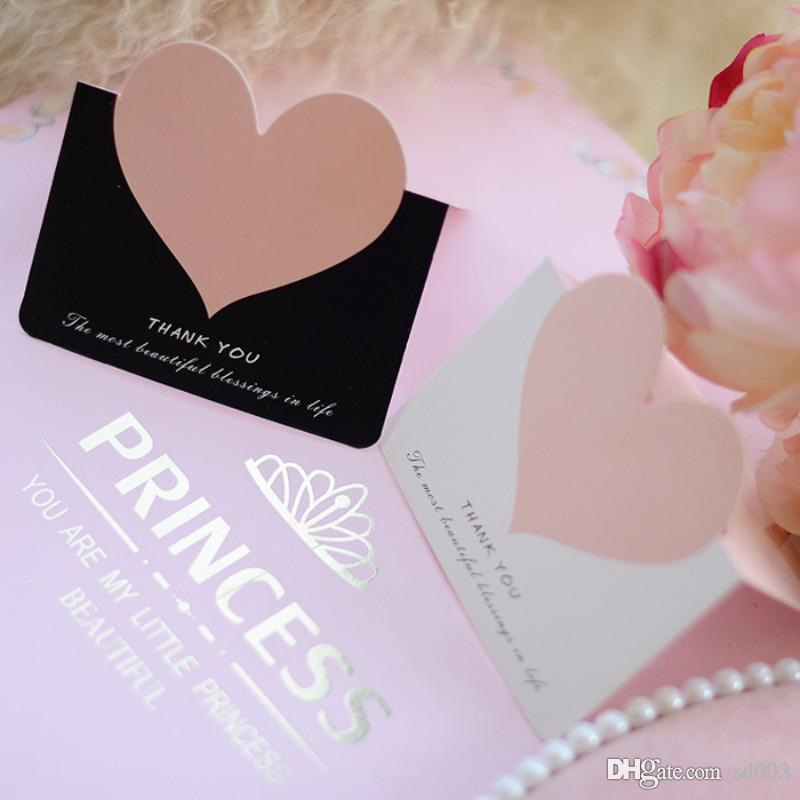 Hochzeit Karte Schreiben.Liebe Herzform Grusskarte Englisch Brief Danke Segen Karten Fur Hochzeit Dekorationen Schreiben Supplies Viele Farben 0 07mt Zz