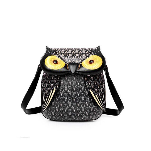 New Cute Owl Shoulder Bag Purse Handbags Women Messenger Bags FOR Girls  Cartoon With Crossbody Phone Bag Owl Bag Q 107 Cheap Designer Bags Mens  Shoulder ... 1c12b4fa77
