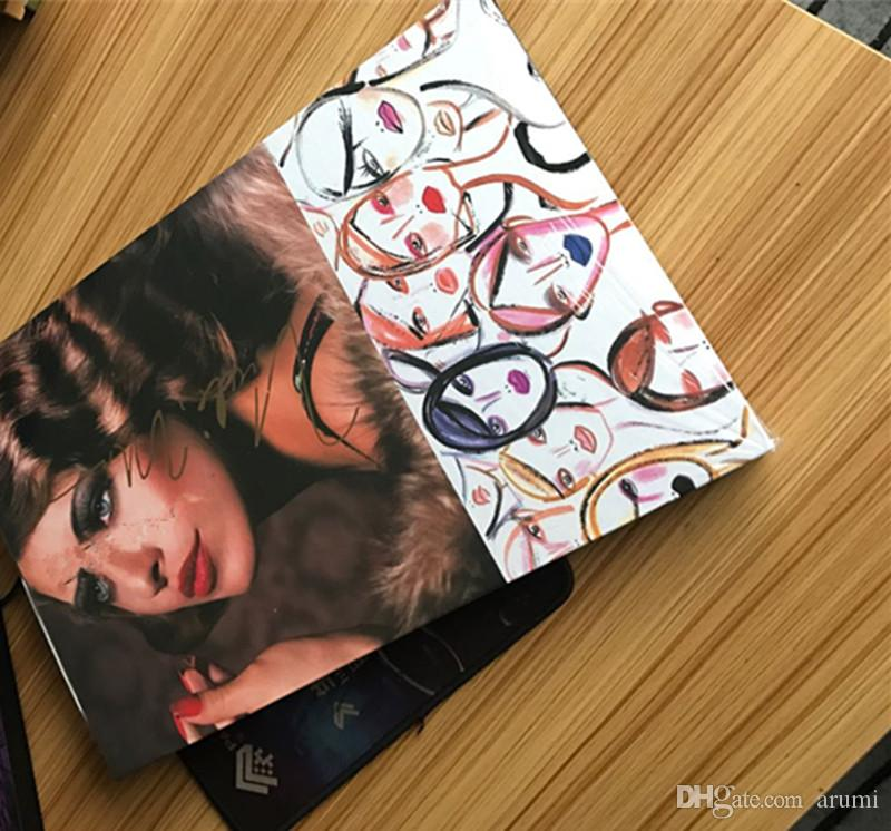 Hot Makeup Work It Out collezione rossetto set i inglese nomi rossetti 18 pz / set spedizione DHL