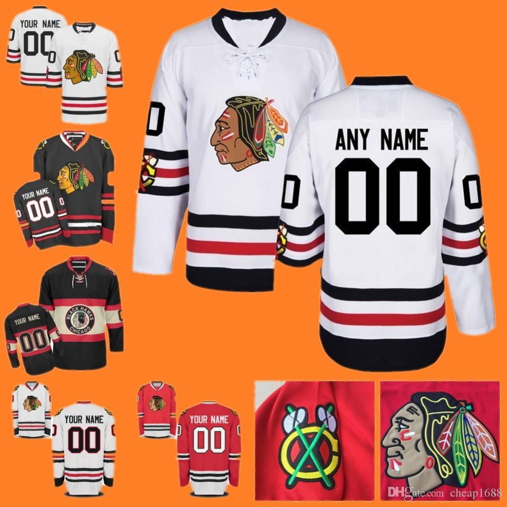 39f9acf76 Custom Chicago Blackhawks Men Women Youth Jerseys Customized Stitched Any  Name Any Number 2017 Winter Classic Ice Hockey Jersey UK 2019 From  Cheap1688