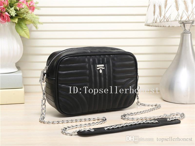 2019 fashion women famous handbag designer chain bags one shoulder message bag girl casual crossbody purse 5533