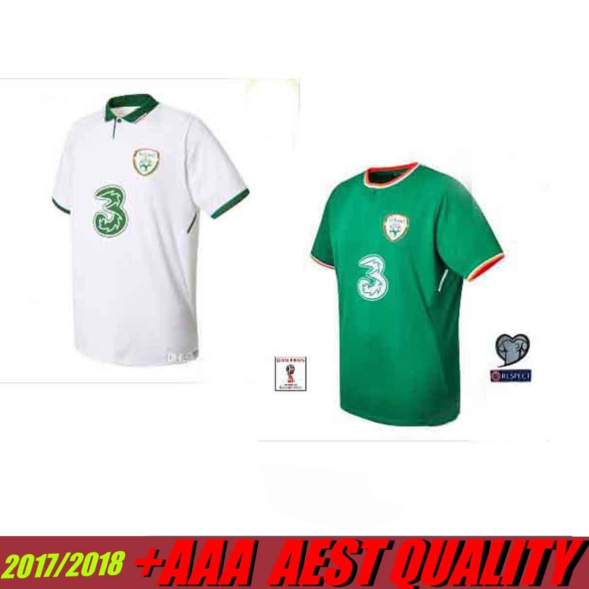acheter benwon 16 17 irlande football maillot irlande loin chemise
