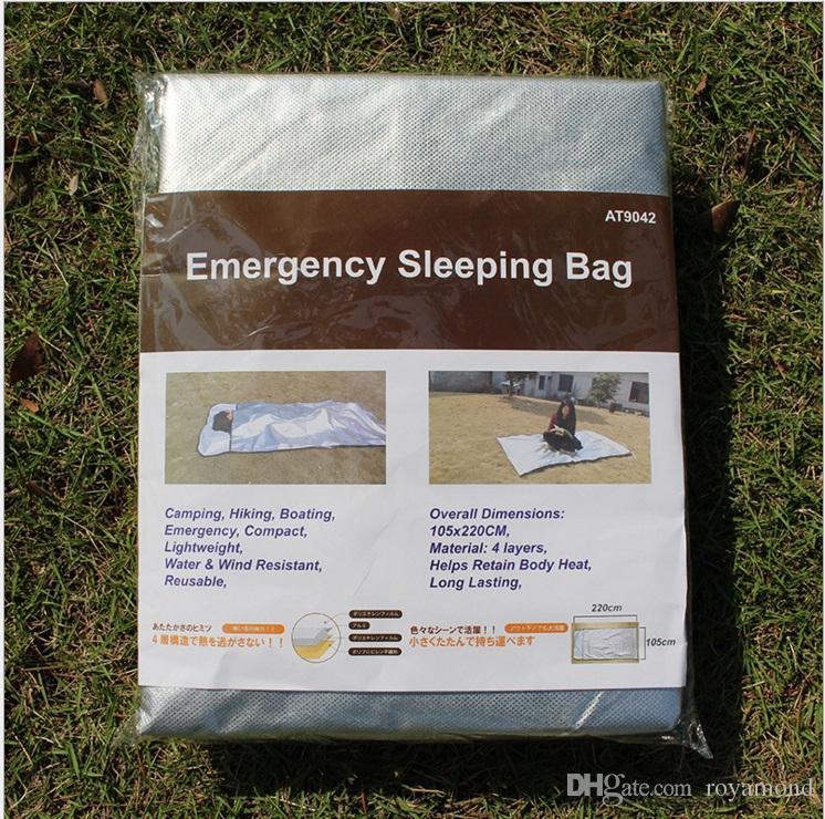 4-слойный спальный мешок для неотложной медицинской помощи, радиационная изоляция и перегородка